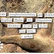 Litterær langbordsmiddag - Gilgamesh