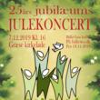 Udsolgt! Jubilæums Julekoncert med SHOUT Gospel Voices