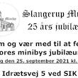 Slangerup Miniby 25 års jubilæum
