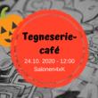Tegneseriecafé i Oktober