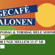 Ungecafé i Salonen