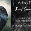 Artist Talk - Berit Gunnarsen
