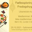 Fællesspisning og fredagshygge