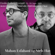 Sei Solo - Mahan Esfahani og Niels Hav