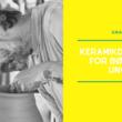 Keramikdrejning for børn og unge
