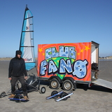 Club Fanø One-wheeler skateboard skole