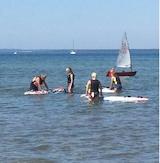 Sejlads, SUP og Surf - Aktiv Ø
