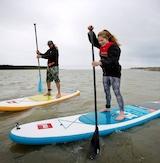 Sejlads, SUP og Surf, efter aftale - Aktiv Ø