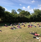 Hatha yoga - Endelave Aktiv Ø