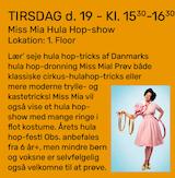 Miss Mia Hula Hoop Show