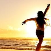 Begejstring for livet gennem dans