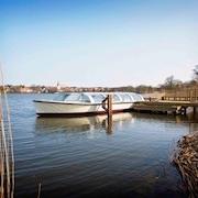 Sejltur på Haderslev Dam