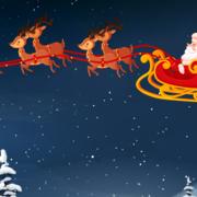 Julemandens vækning - på rundtur i byen