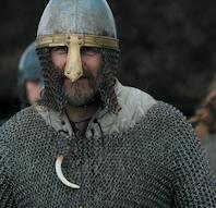 Besøg en vikingefamilie på Ribe VikingeCenter