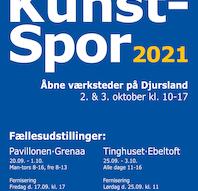 KunstSpor 2021 Fællesudstilling Ebeltoft