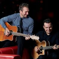 Julekoncert med Mark & Christoffer