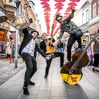 Live street musik festival