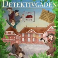 Detektivgåden på Gram Slot - 28. juni til 8. august 2021