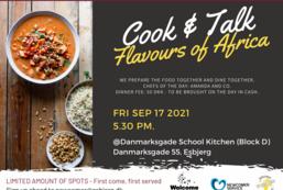 Cook & talk