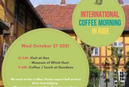 International Coffee morning