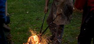 Thorning Jern - jernudvindingsforsøg