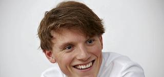 Foredrag med Tobias Hamann - hele Danmarks kagemand