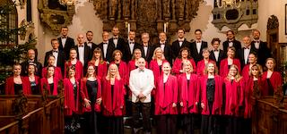 Kor- og violinkoncert