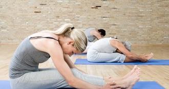 Fitness Event - Sov godt med Yoga