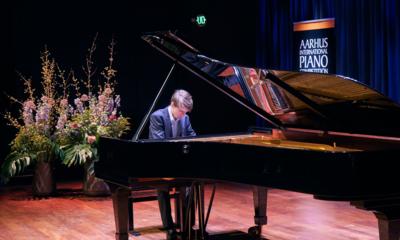 Aarhus International Piano Competition i Haderslev