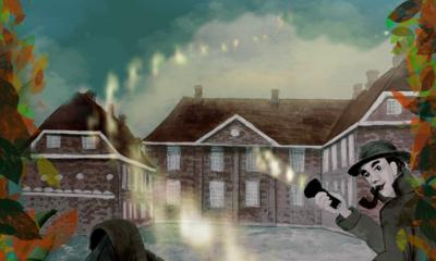 Detektivgåden på Gram Slot