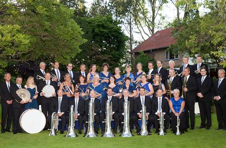 Sommerkoncert med Danfoss Orkesteret