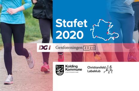 DGI Stafet 2020 - Haderslev