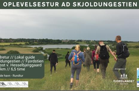 Oplevelsestur ad Skjoldungestien / Fjordstien