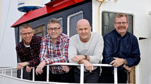 Tørfisk - 40 års jubilæums koncert