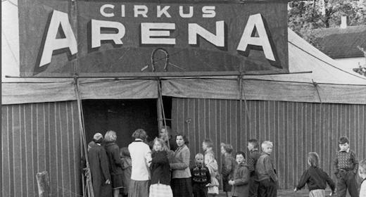 Cirkus Arena i 65 år