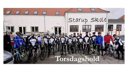 HS6100 landevejscyklng