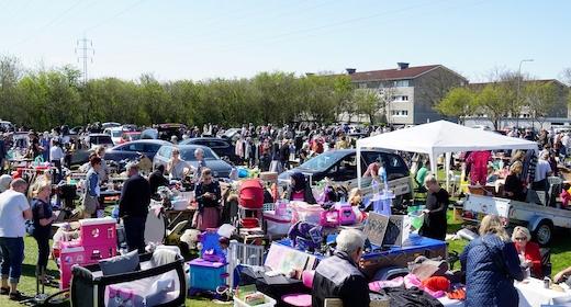 (Aflyst) Bagagerumsmarked Esbjerg