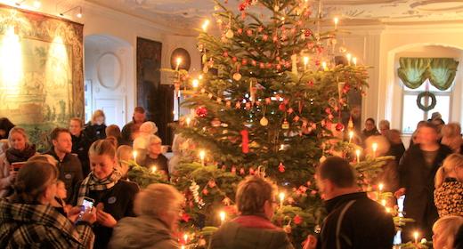 Julegudstjeneste og julefejring som i 1918