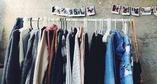 Tøjmarked