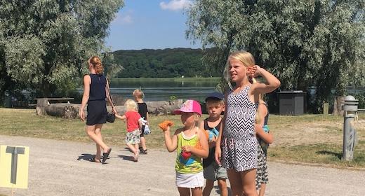 Sommersjov i Byparken