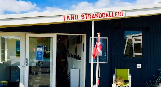 Fanø Strandgalleri er åben igen