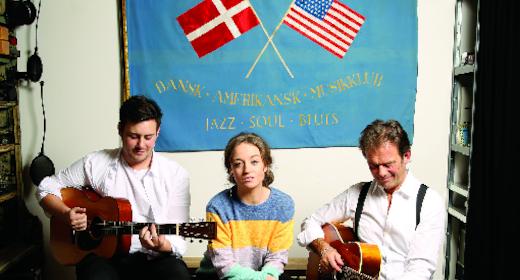 Dansk Amerikansk musikklub på Algot fra havet i Pinsen 2020