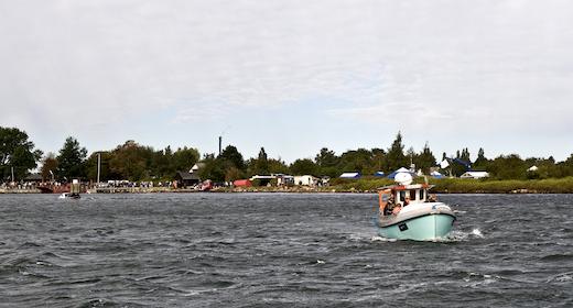 Tag på udflugt til Vigelsø med Lunden