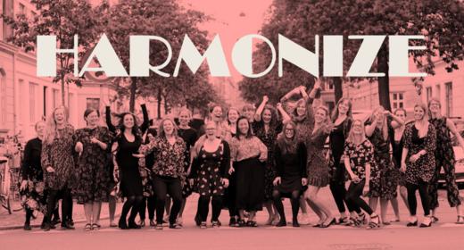 Koncert med Harmonize