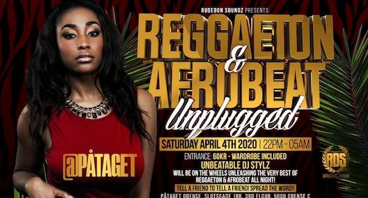 Reggaeton & Afrobeat Unplugged