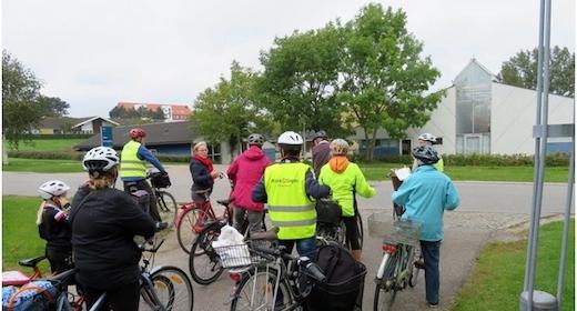 Cykel Byen rundt med Tina Tving Stauning