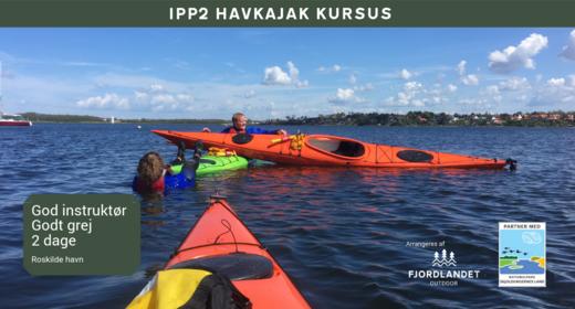 IPP2 kajakkursus