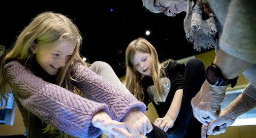 DokkX-udstilling: Leg og lær med teknologi