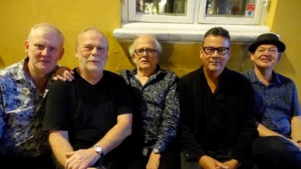 Lørdagsjazz på restaurant Solsikken med Henning Munk & Plumperne