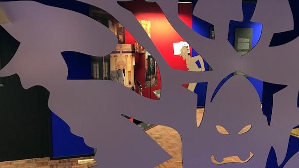 H.C. Andersen-udstilling: Poesi, papir og saks - af den eventyrlige slags